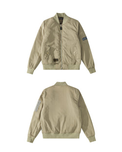 UT112KH | BOMBER JACKET | FUTURE-JACKET-UNTOUCHED UNITED