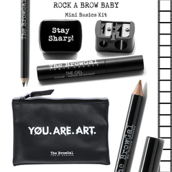 Rock A Brow Baby - the mini basics kit