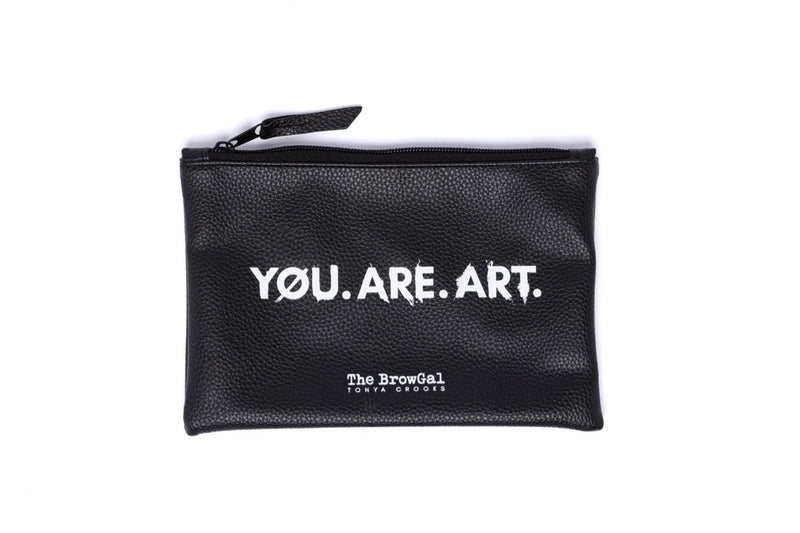 Travel Pouch - You Are Art