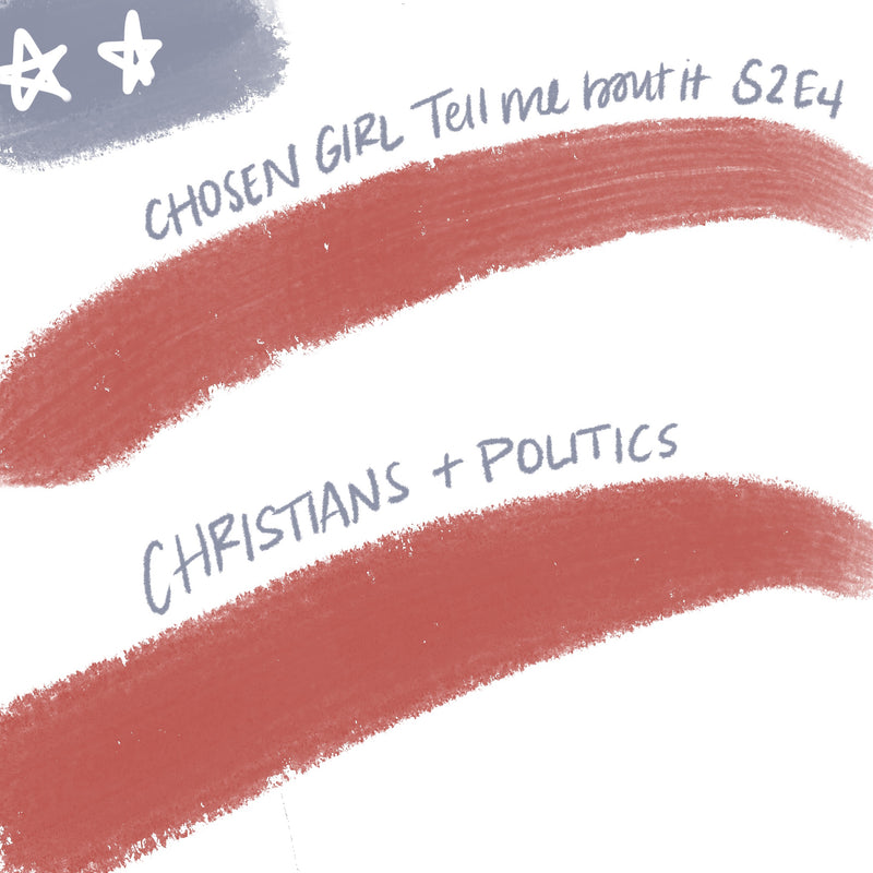 Tell me bout it: S2 Ep. 4: Christians and Politics