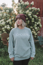 CHOSEN Crewneck Sweatshirt - Grey
