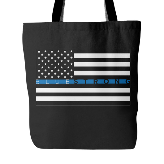Officer Baker - Blue Strong Tote