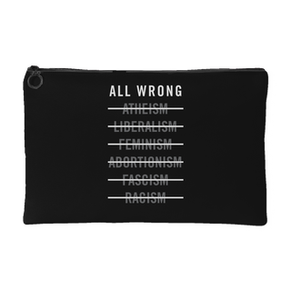 The Radicals - All Wrong - Accessory Pouch