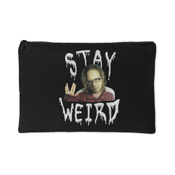 Jonathan Davis - Stay Weird #BeDifferent Accessory Pouch