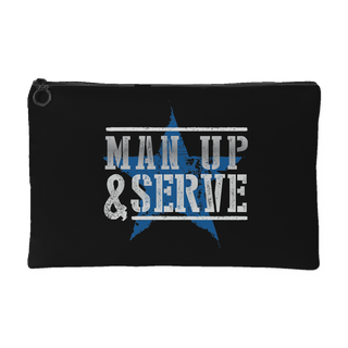Officer Baker - Man Up Accessory Pouch