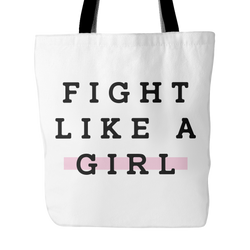 Nicole Arbour - Girl Fight - Tote Bag