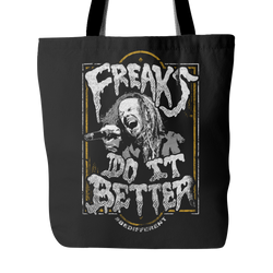 Jonathan Davis - Freaks Do It Better #BeDifferent Tote Bag