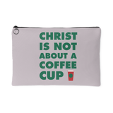 The Radicals - Christ Is Not About A Coffee Cup - Accessory Pouch