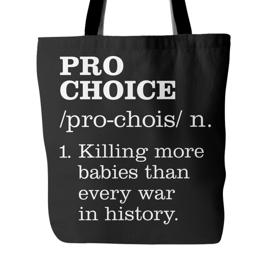The Radicals - Pro Choice - Tote Bag