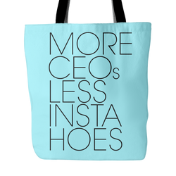 Nicole Arbour - More CEO - Tote Bag