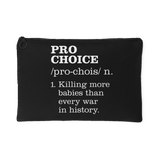 The Radicals - Pro Choice - Accessory Pouch