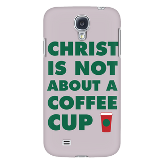 The Radicals - Christ Is Not About A Coffee Cup - Phone Case