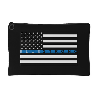 Officer Baker - Blue Strong Accessory Pouch