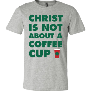 The Radicals - Christ Is Not About A Coffee Cup