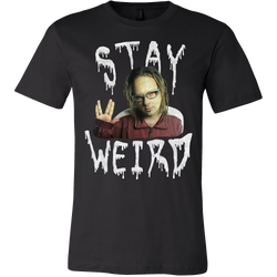Jonathan Davis - Stay Weird #BeDifferent