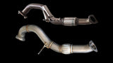 "Honda (FK8) Civic Type R Full 3"" Forward Mid-pipe & Front Over-pipe Upgrade   -   NEW"