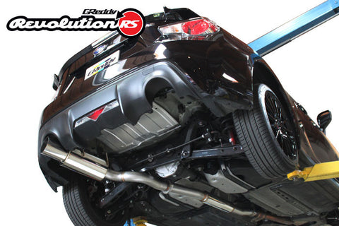 Scion (ZN6) FR-S / Subaru BRZ Revolution RS Exhaust