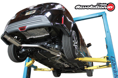 Scion tC Revolution RS Exhaust