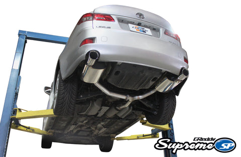 Lexus IS350 Supreme SP Exhaust - Pre-Order, Shipping ETA late-February