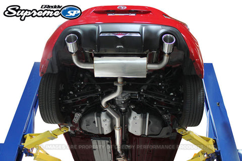Scion (ZN6) FR-S / Toyota 86 / Subaru BRZ Supreme SP Exhaust
