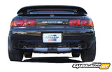 Toyota (SW20) MR-2 Turbo  EVOlution GT Exhaust - Pre-Order, Shipping ETA late-February