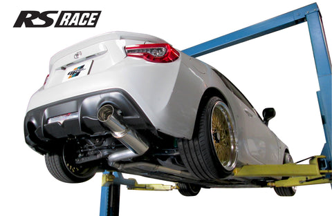 Toyota (ZN6) 86 / '17 Subaru BRZ  GPP RS-Race Exhaust - NEW!