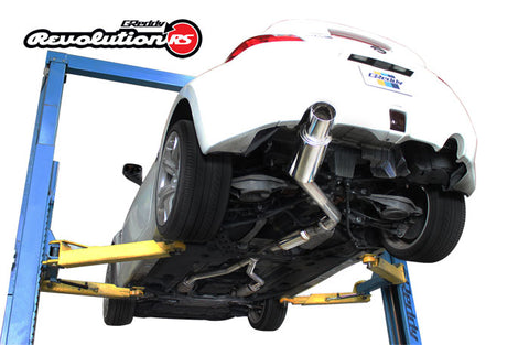 Nissan 370Z Revolution RS Exhaust - 1st batch arriving late Aug.  - NEW!