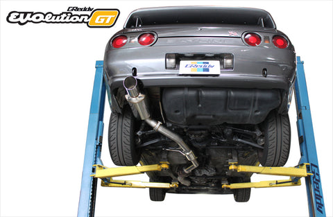 Nissan BNR32 Skyline GT-R  EVOlution GT Exhaust - NEW!