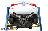 Infiniti Q50 Turbo EVOlution GT Exhaust