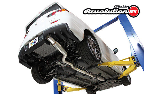 Mitsubishi (CZ4A) Evolution X Revolution RS Exhaust