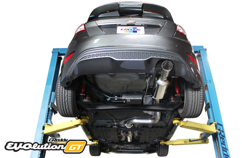Ford Fiesta ST  EVOlution GT Exhaust