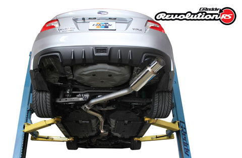 EXLUSIVE Subaru (VA) STI/WRX Sedan Revolution RS Exhaust - ShopGReddy SALE Price !