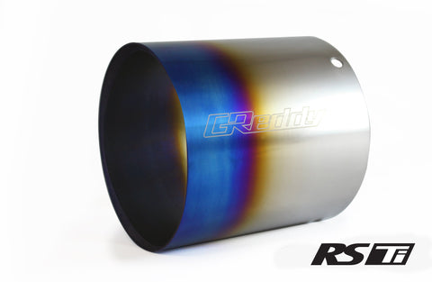 Optional Revolution RS Titanium Tip(s)  115mm Dia.
