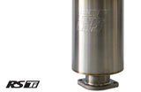 "Universal 3.0"" RS-Ti Titanium Muffler (160) and Tip (115) - New!"