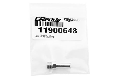 GReddy 5mm Dia - 1/8PT Vacuum Nipple