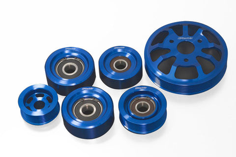 Scion (ZN6) FR-S / Toyota 86 / Subaru BRZ  Pulley Kit