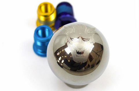 IN4MOTORS X GReddy X Boost Brigade - Special Collaborative Oni Shift Knob - SOLD OUT
