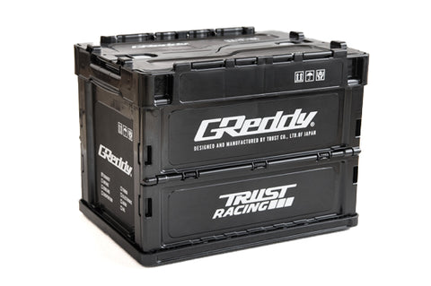 JDM GReddy / TRUST Folding Crate - ShopGReddy/com Exclusive - NEW! - Limited Time Offer!