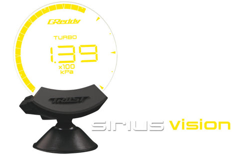 Sirius Vision - Gauge Display