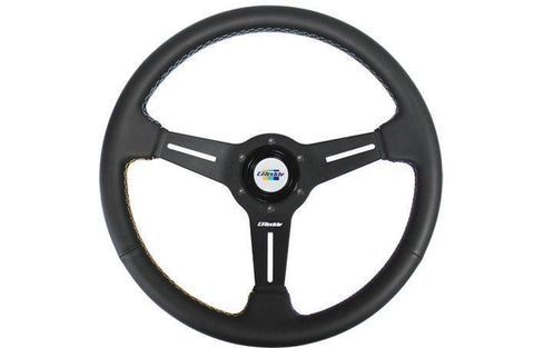 GReddy Steering Wheel - GPP 3 Color Stitching