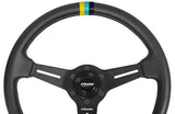 GReddy Steering Wheel - GPP 3 Stripe Steering Wheel Leather
