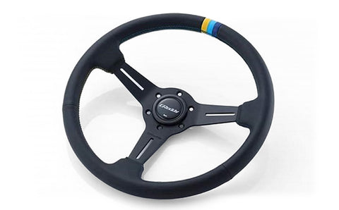 "GReddy ""Medium-dish"" Sport Steering Wheel  - Online Store Exclusive"