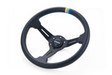 "GReddy ""Deep-dish"" Sport Steering Wheel  - Online Store Exclusive"