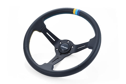 "GReddy ""Deep-dish"" Sport Steering Wheel  - Online Store Exclusive - Coming Soon!"