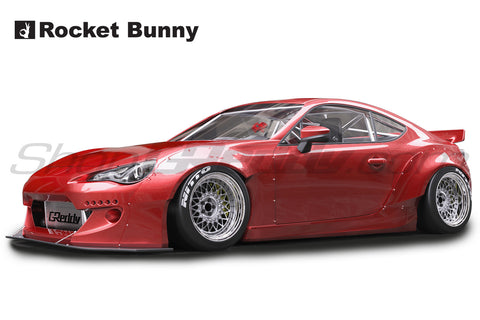 Rocket Bunny V2 Aero - Scion FR-S / Subaru BRZ (ZN6) - Full Kit In-Stock!