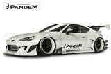 Pandem V3 / V3.5  Aero - Toyota 86 / Scion FR-S / Subaru BRZ (ZN6) - New V3.5 Options!