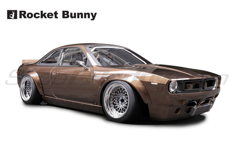 Rocket Bunny Boss Aero - Nissan 240SX Silvia (S14) - Full Kit In-stock