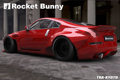 Rocket Bunny V2 Aero - Nissan 350Z (Z33) – shopgreddy