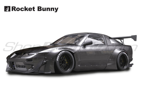 Rocket Bunny 380 Aero - Nissan 240SX / 180SX (RPS13) - Full Kit In-stock!
