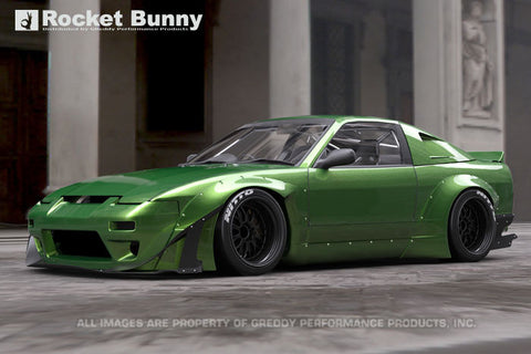 Rocket Bunny 380 Aero - Nissan 240SX / 180SX (RPS13) - Full kit In stock